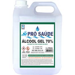 Álcool em Gel Pró Saúde